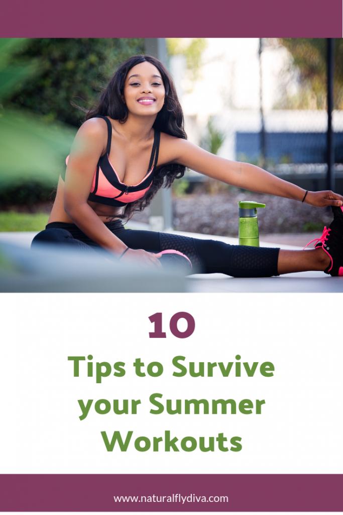 surviving summer workouts