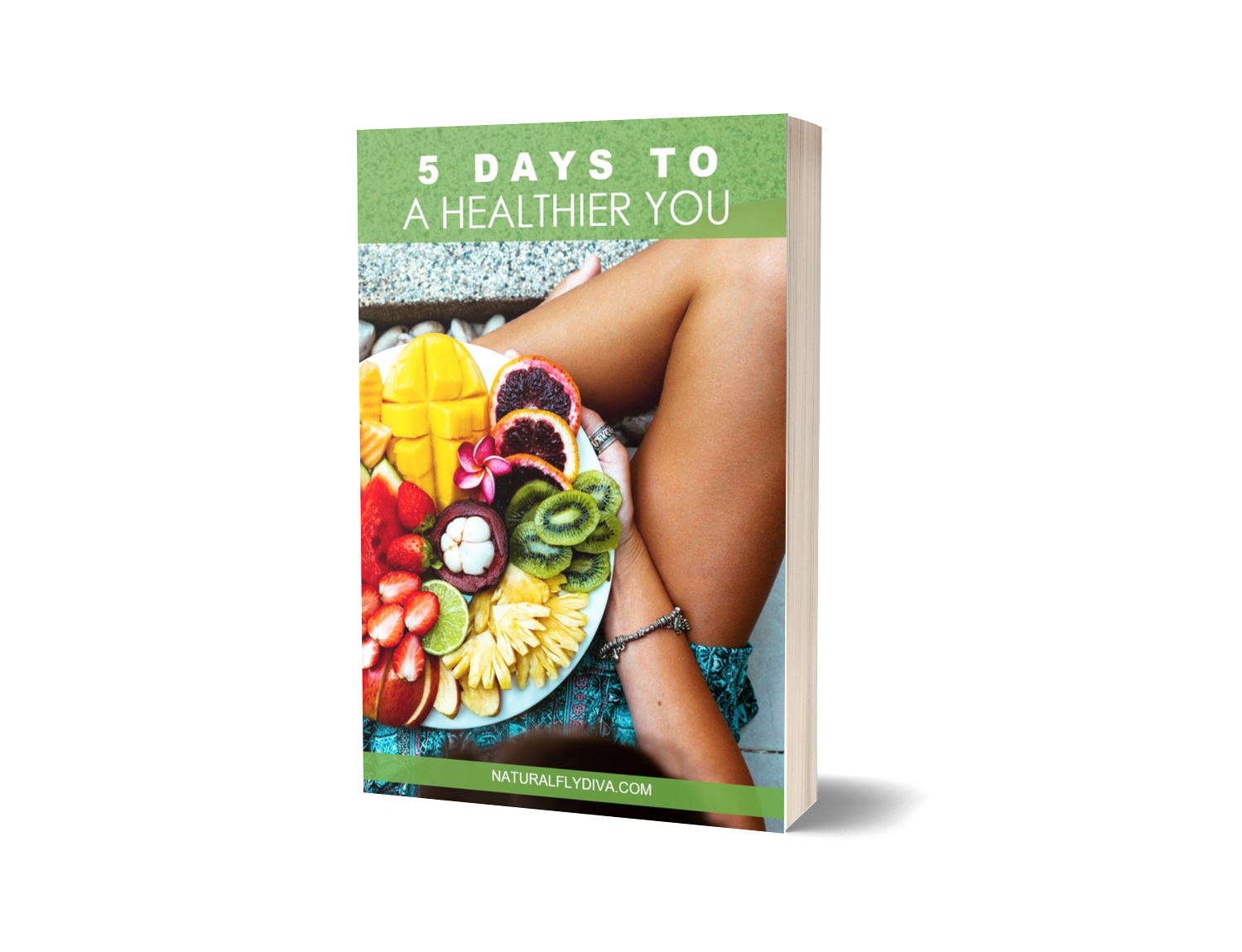 5 Days to a Healthier You ebook